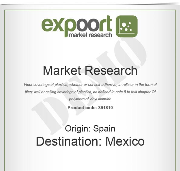 Market research expoort Free DEMO 1